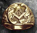 Freemason rings, Jewelry sales