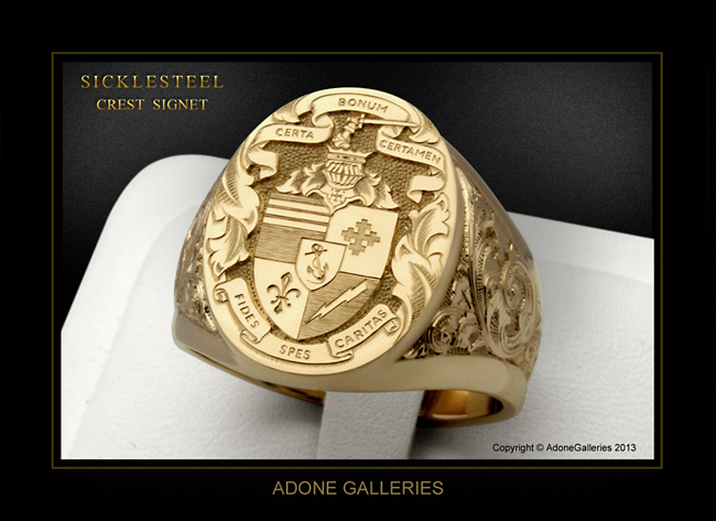 Freemason Ring For Sale Freemason Engraved Signet Ring