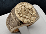 32nd degree, Knight Templar ring
